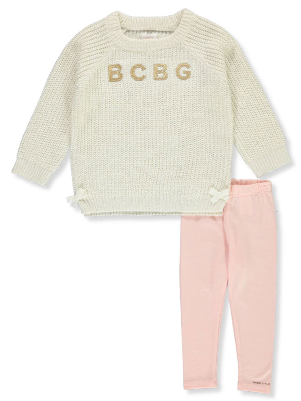 Girls' Sweater and Leggings Set