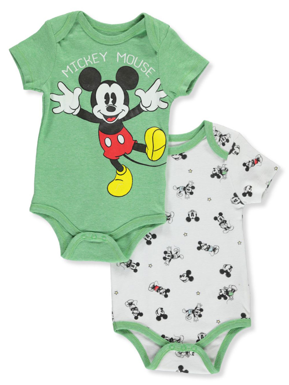 Baby Boys' 2-Pack Bodysuits