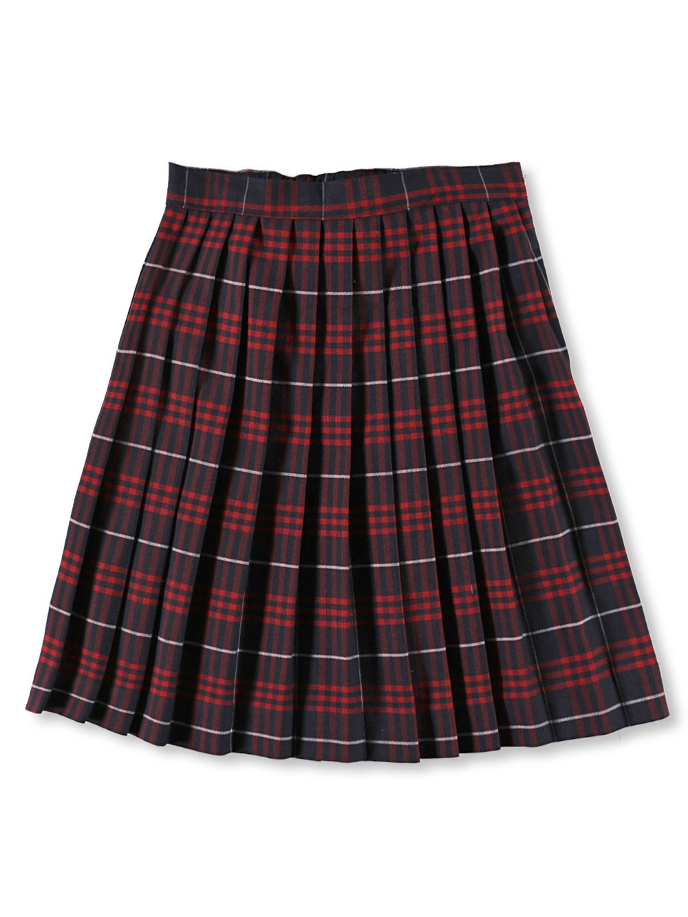 Big Girls' Pleated Skirt