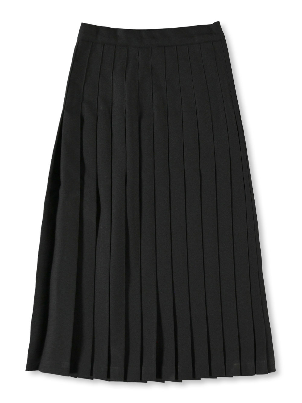 Big Girls' Long Pleated Skirt