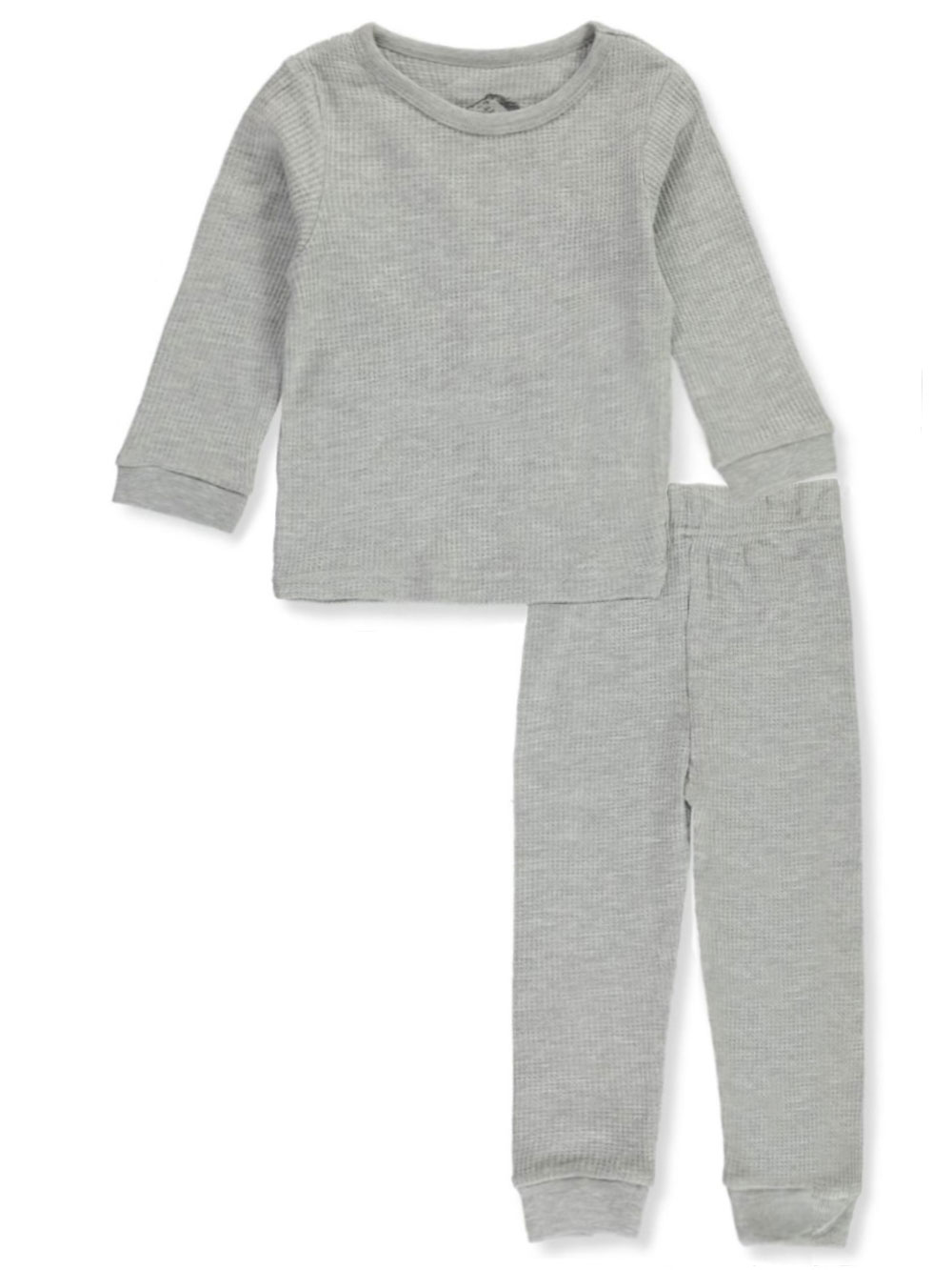 Gray and White Sleepwear