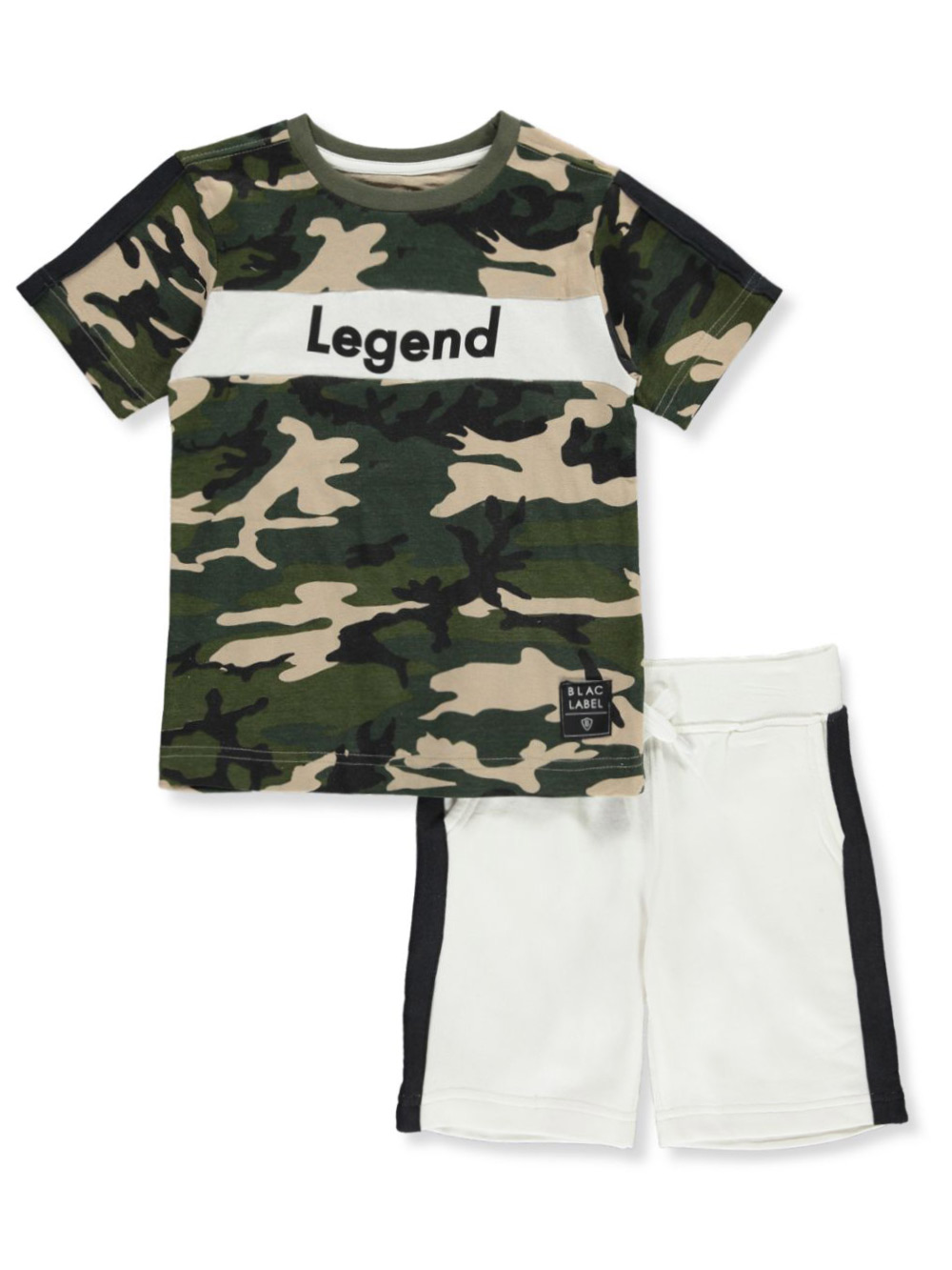 Legend 2-Piece Shorts Set Outfit