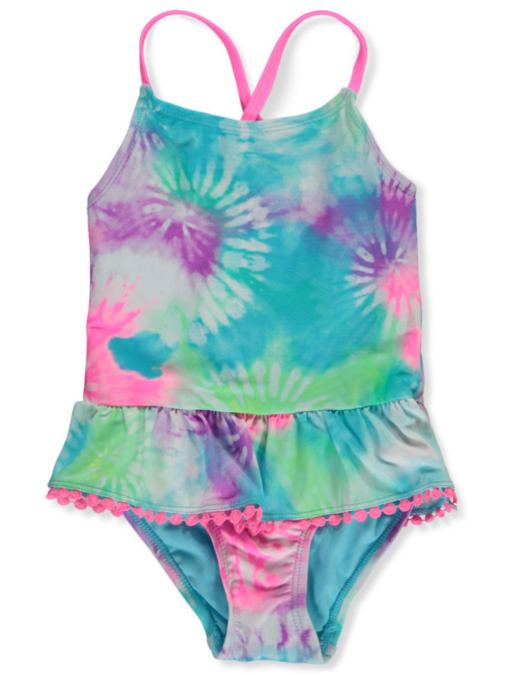 Swimwear 1-Piece Swimsuit