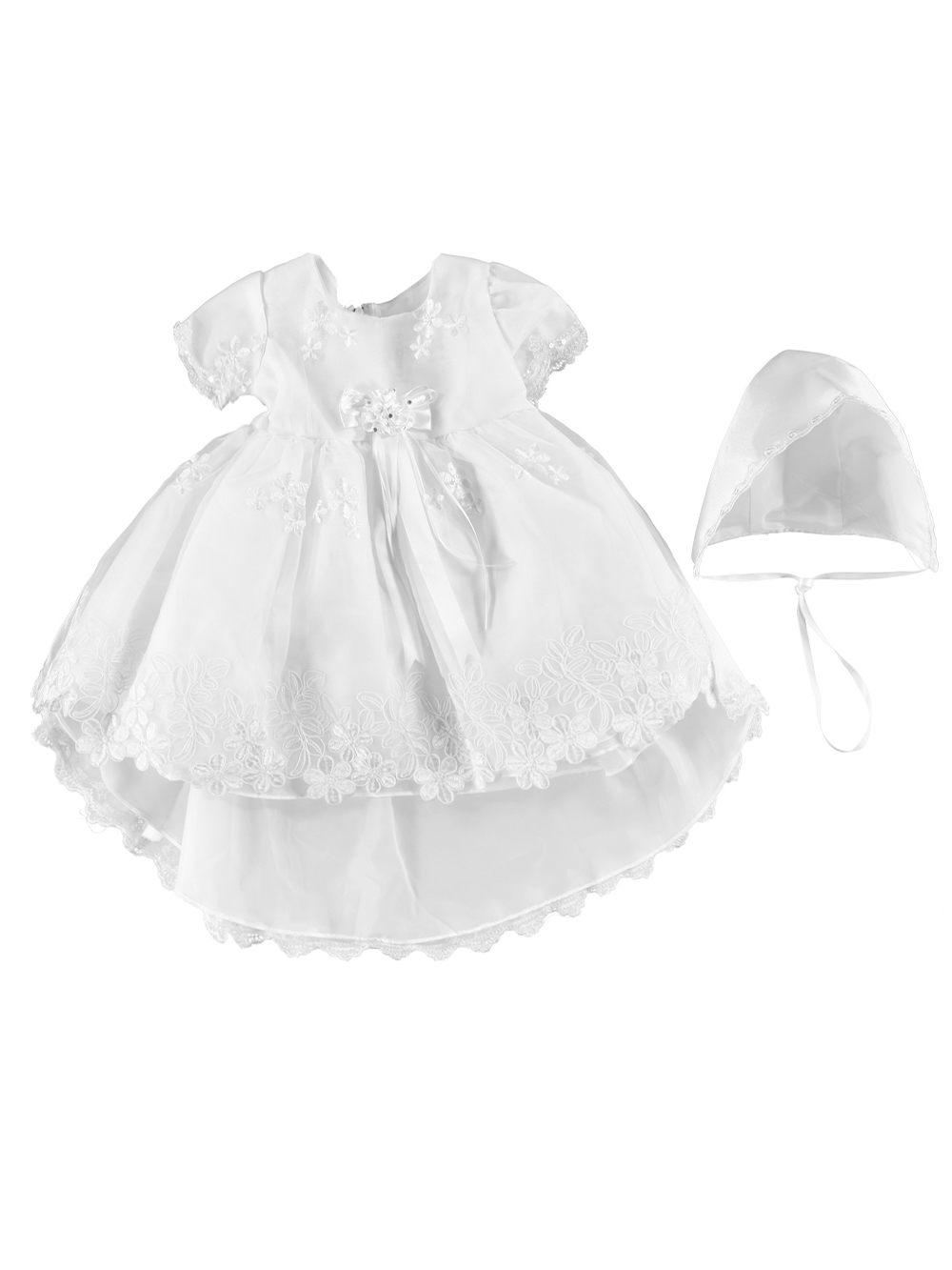 Baby Girls' Angelic Christening Outfit