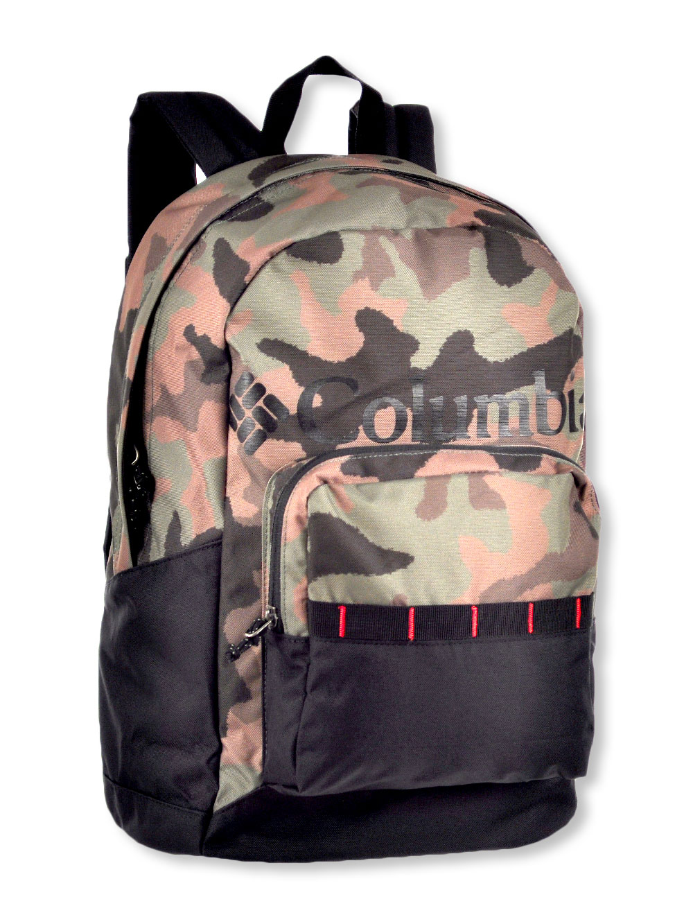 Boys Camo Backpacks