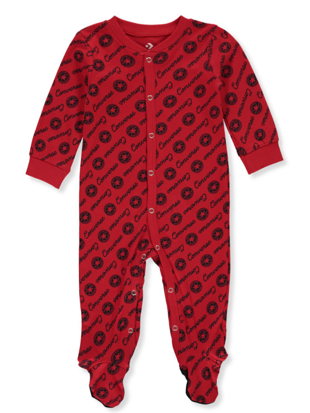 Boys Red Coveralls