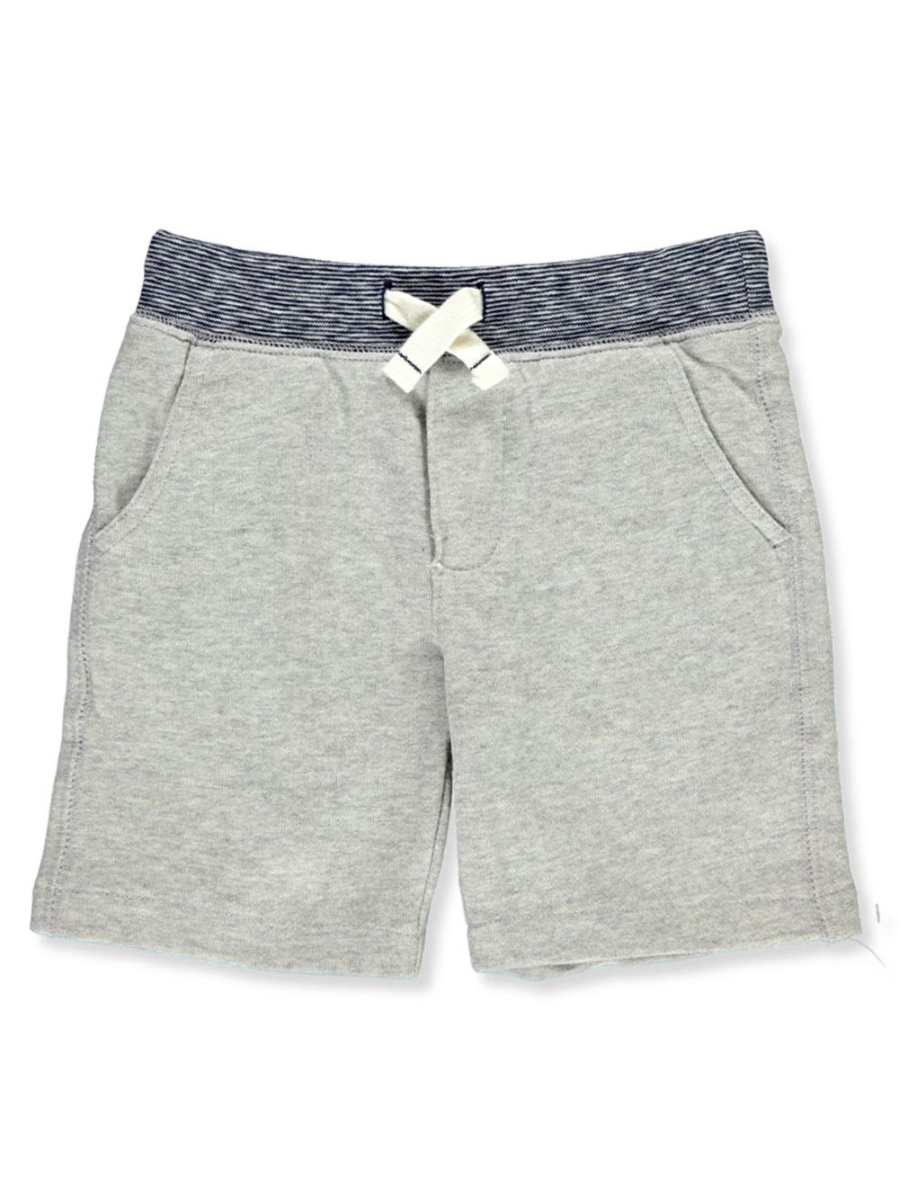 Boys Heather Gray Shorts