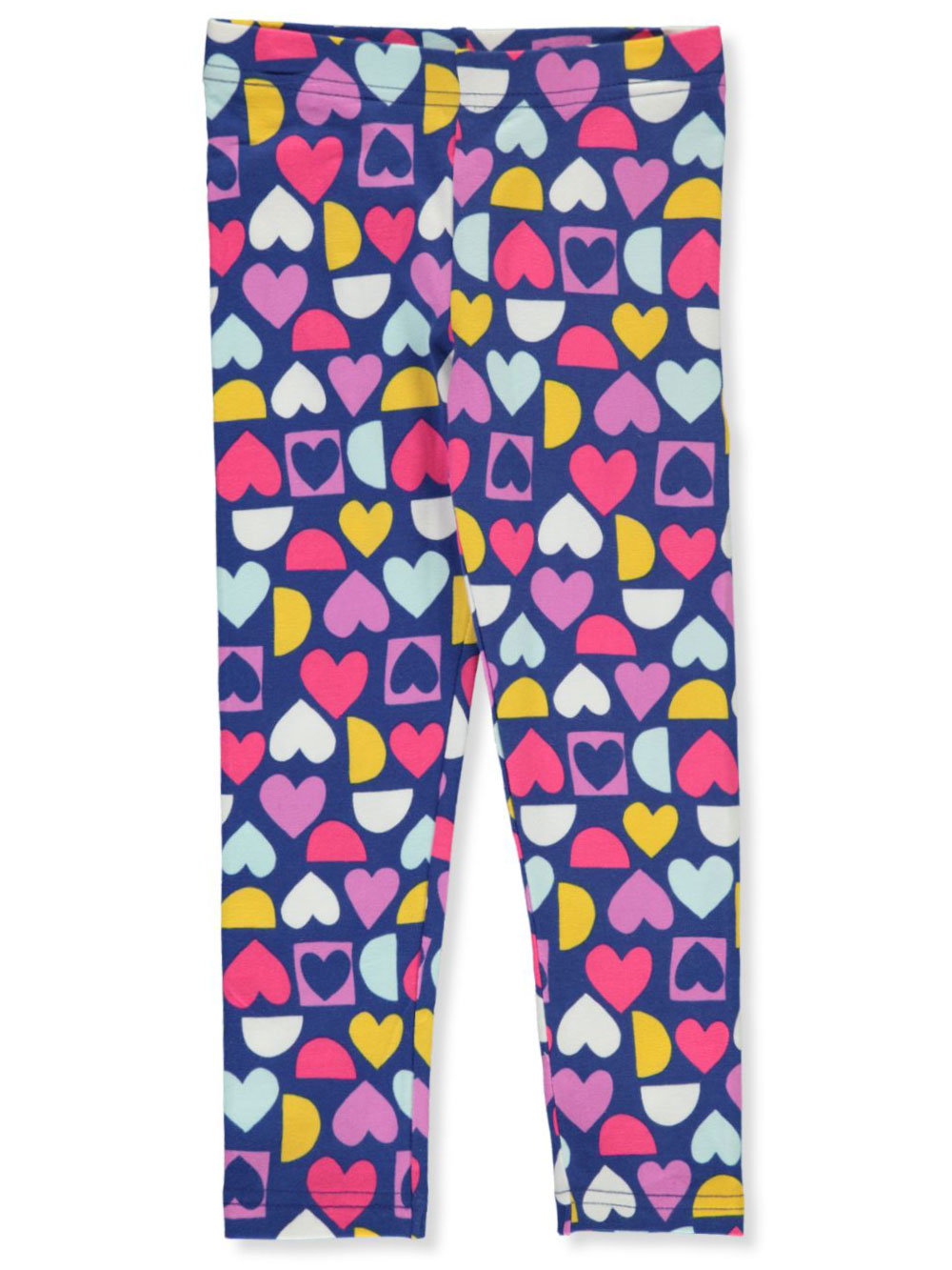 Girls' Hearts Leggings