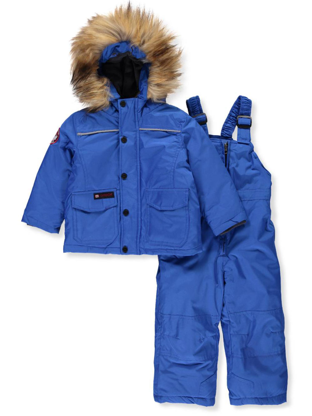 42f4e6b13 Canada Weather Gear Baby Boys  2-Piece Snowsuit