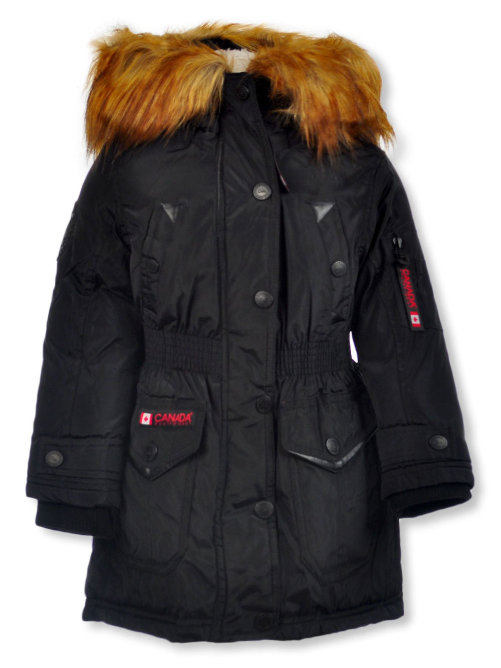 Canada Weather Gear Jackets and Coats