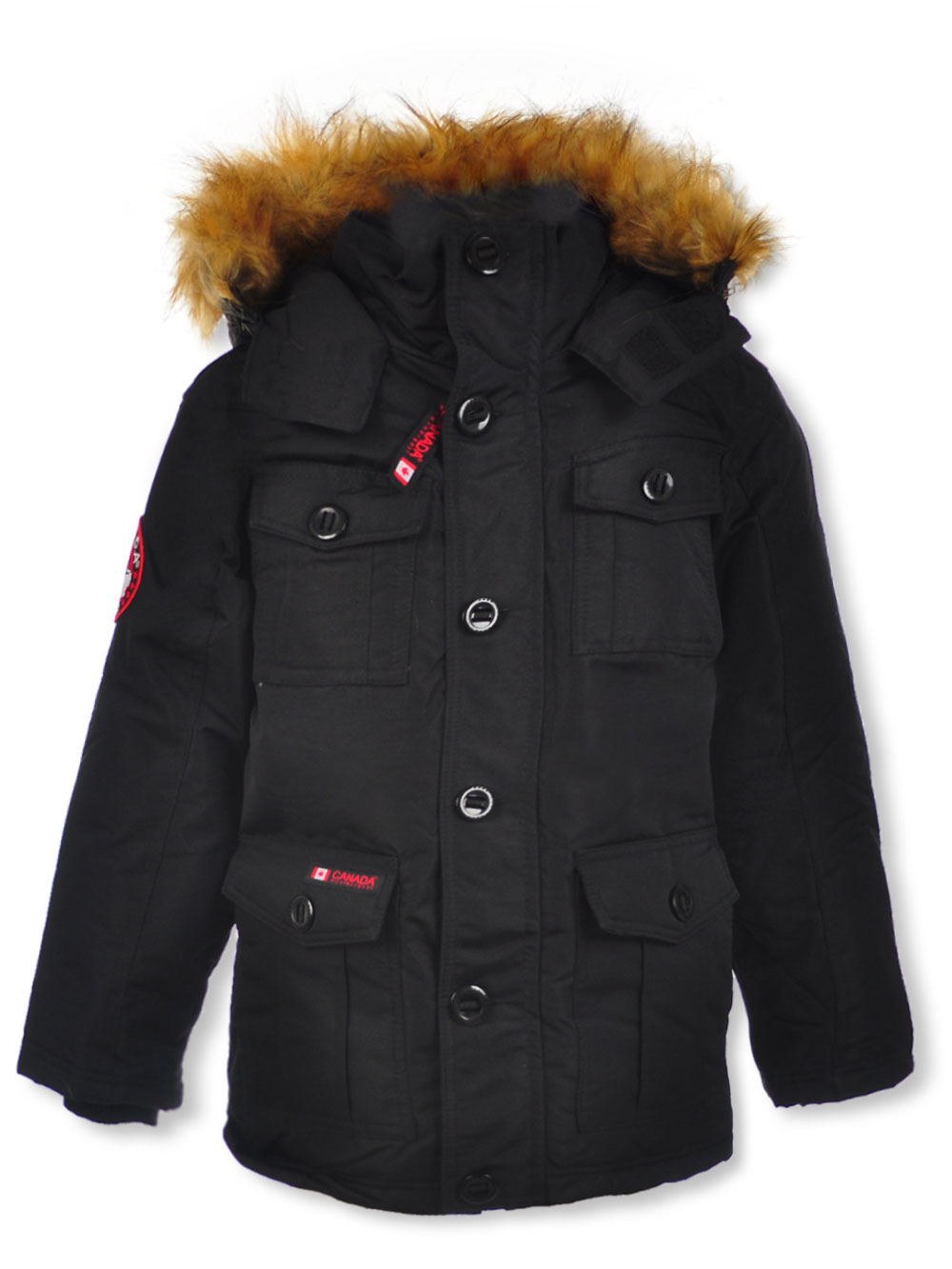Canada Weather Gear Jackets