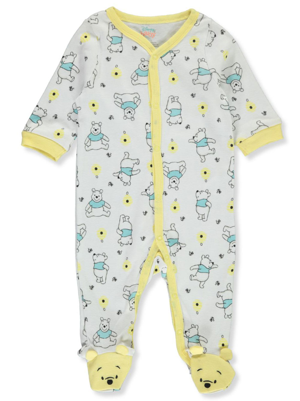 Disney Winnie The Pooh Coveralls