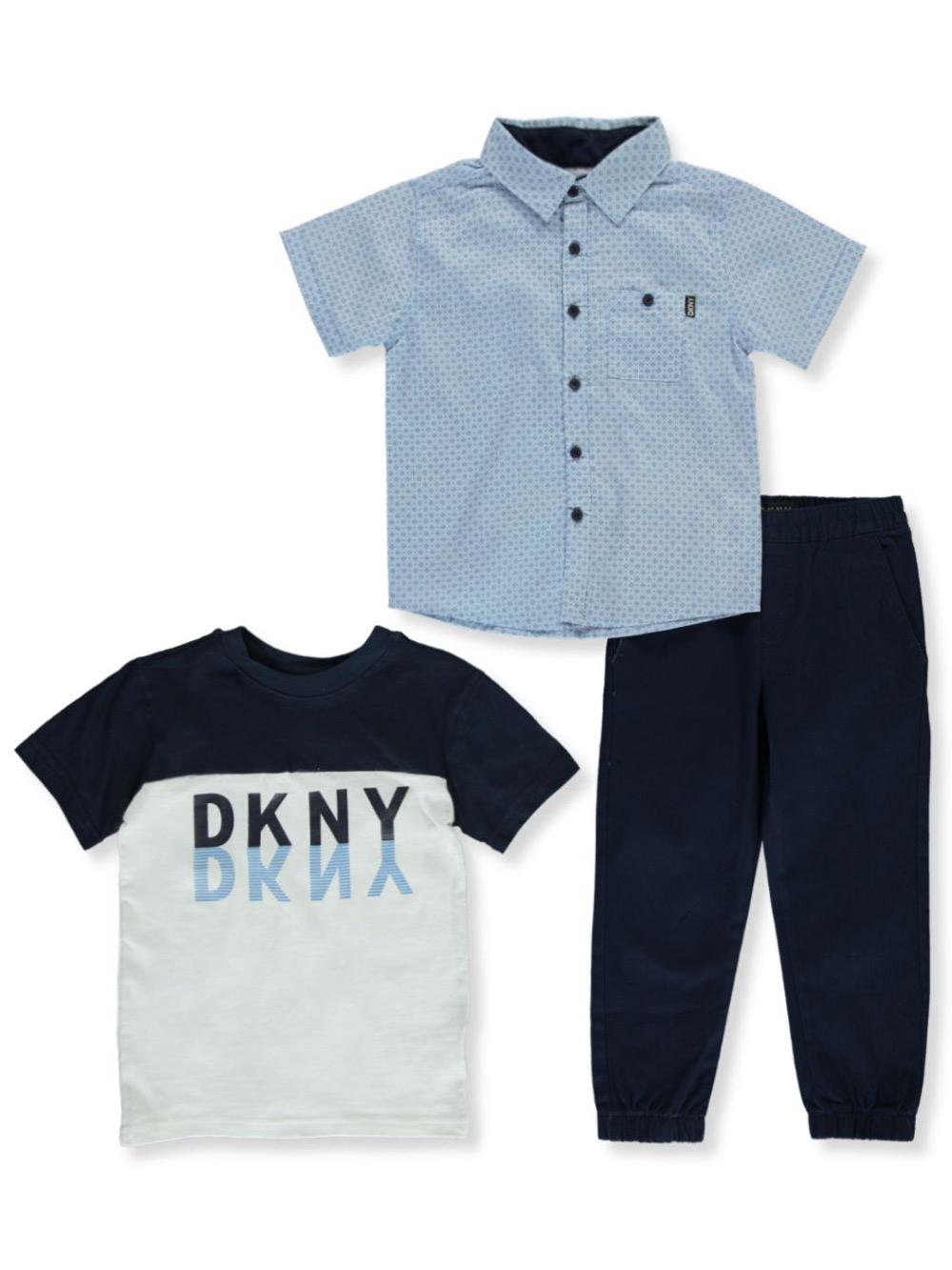 DKNY Baby-Boys Pants Set Pants Set
