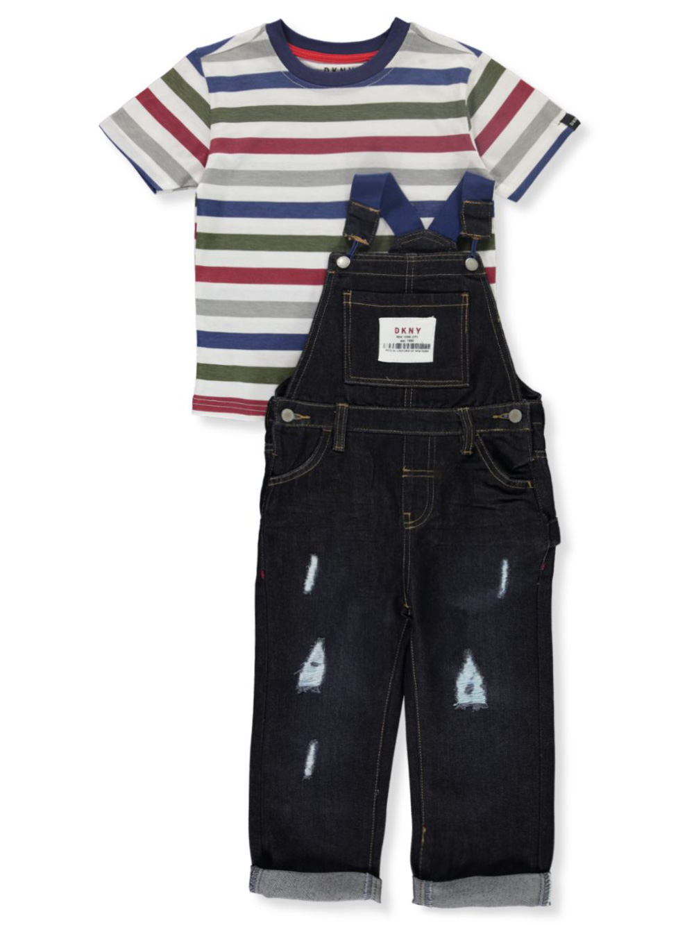 Pant Sets 2-Piece Overalls Set Outfit