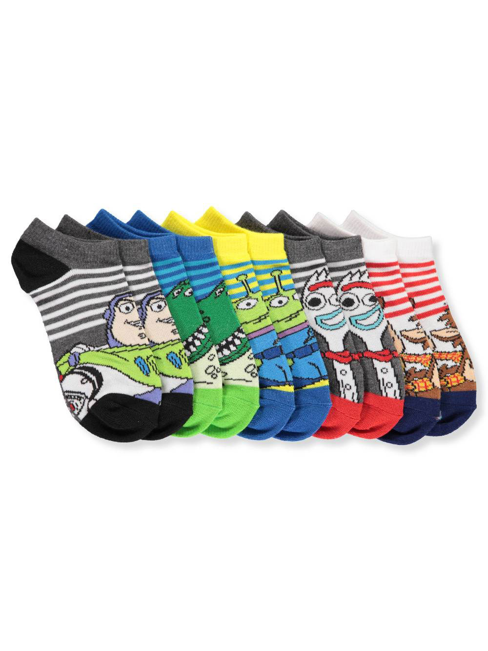 Cartoon Character Products 3 Pack Boys Toy Story Pants//Briefs Various Designs of Woody and Buzz