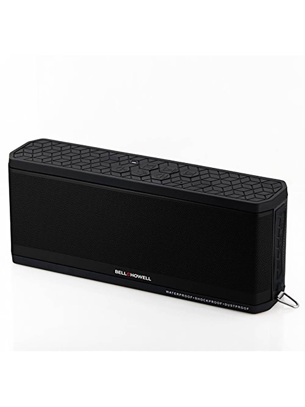 Bell+Howell BH50-R Waterproof Desktop Bluetooth Speaker