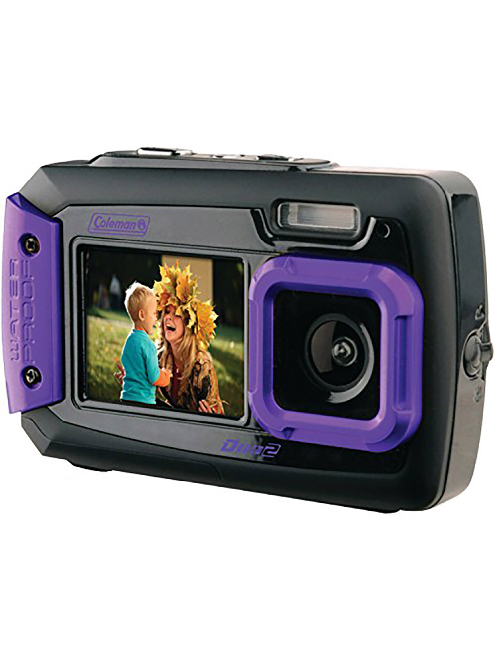 Boys Purple Camera Accessories