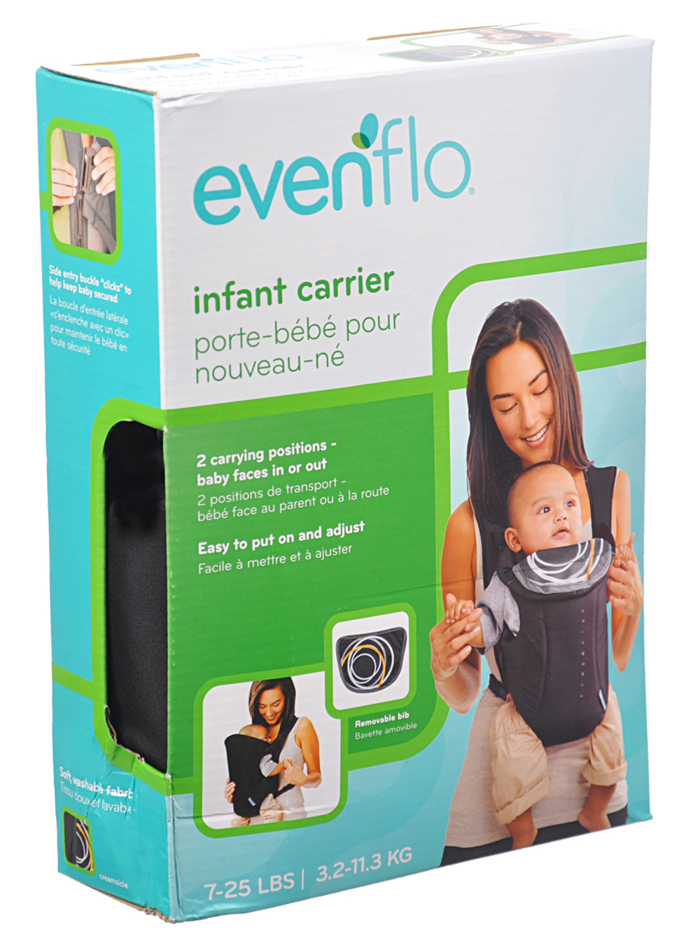 Evenflo Carriers