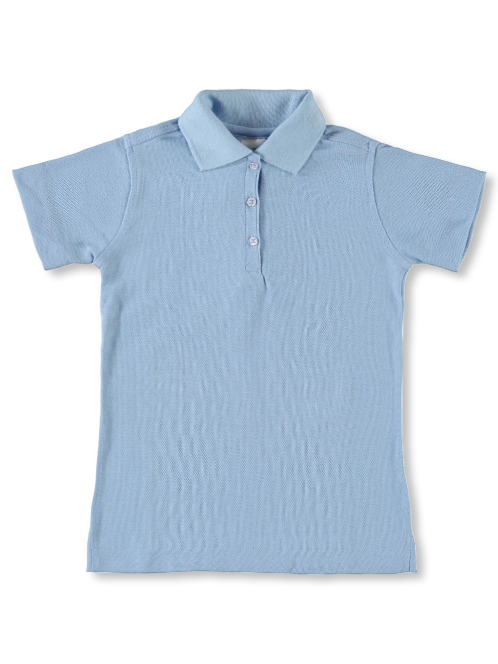 Size 7-8 Knit Polos for Girls