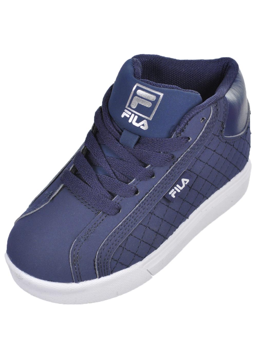 "0f807a5ab6b0 Fila Boys  ""Oxidize 2"" Hi-Top Sneakers (Toddler Sizes 13 – 4)"