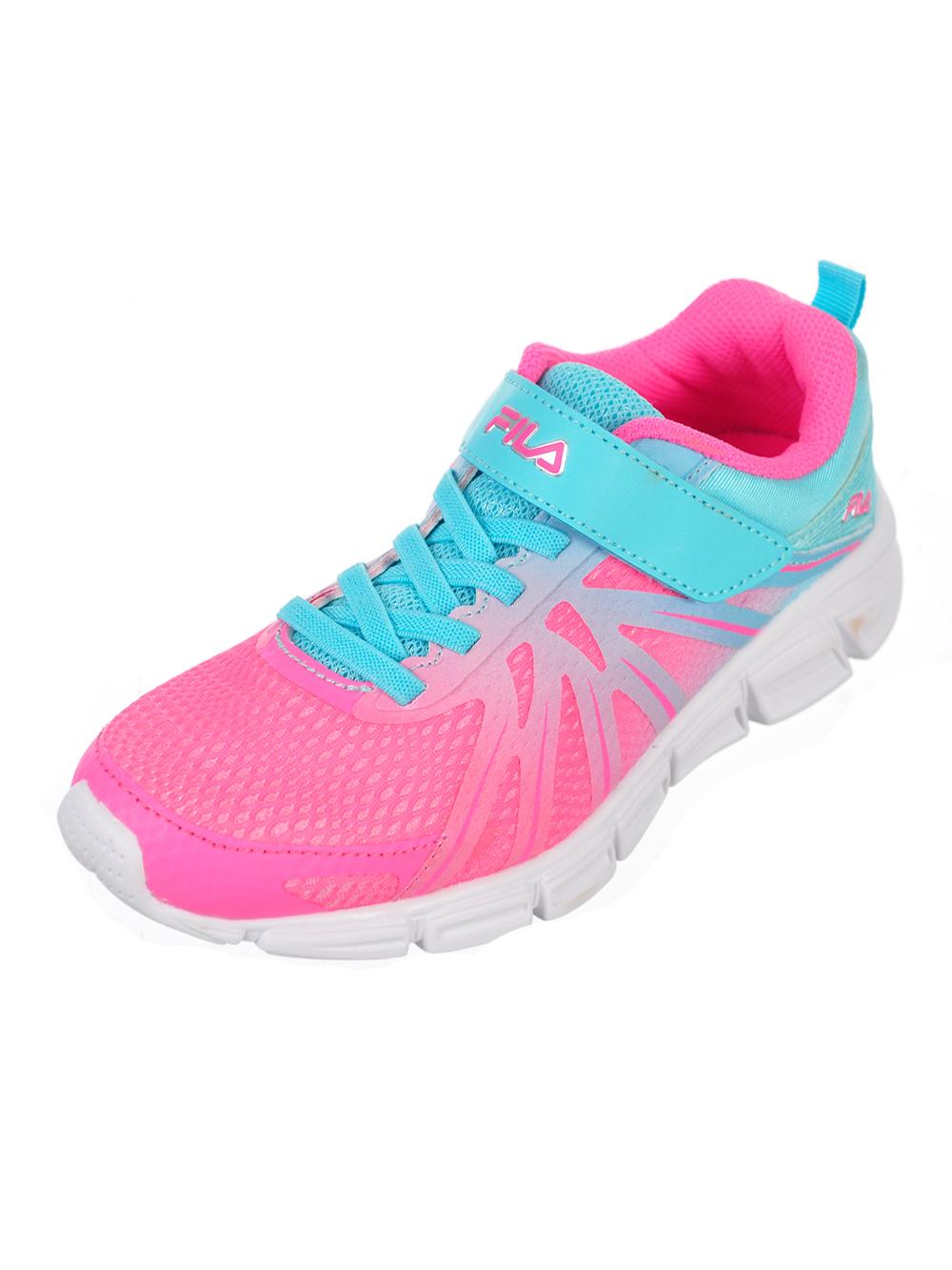 96abbf88 Fila Girls' Fraction Sneakers (Sizes 1 – 4)