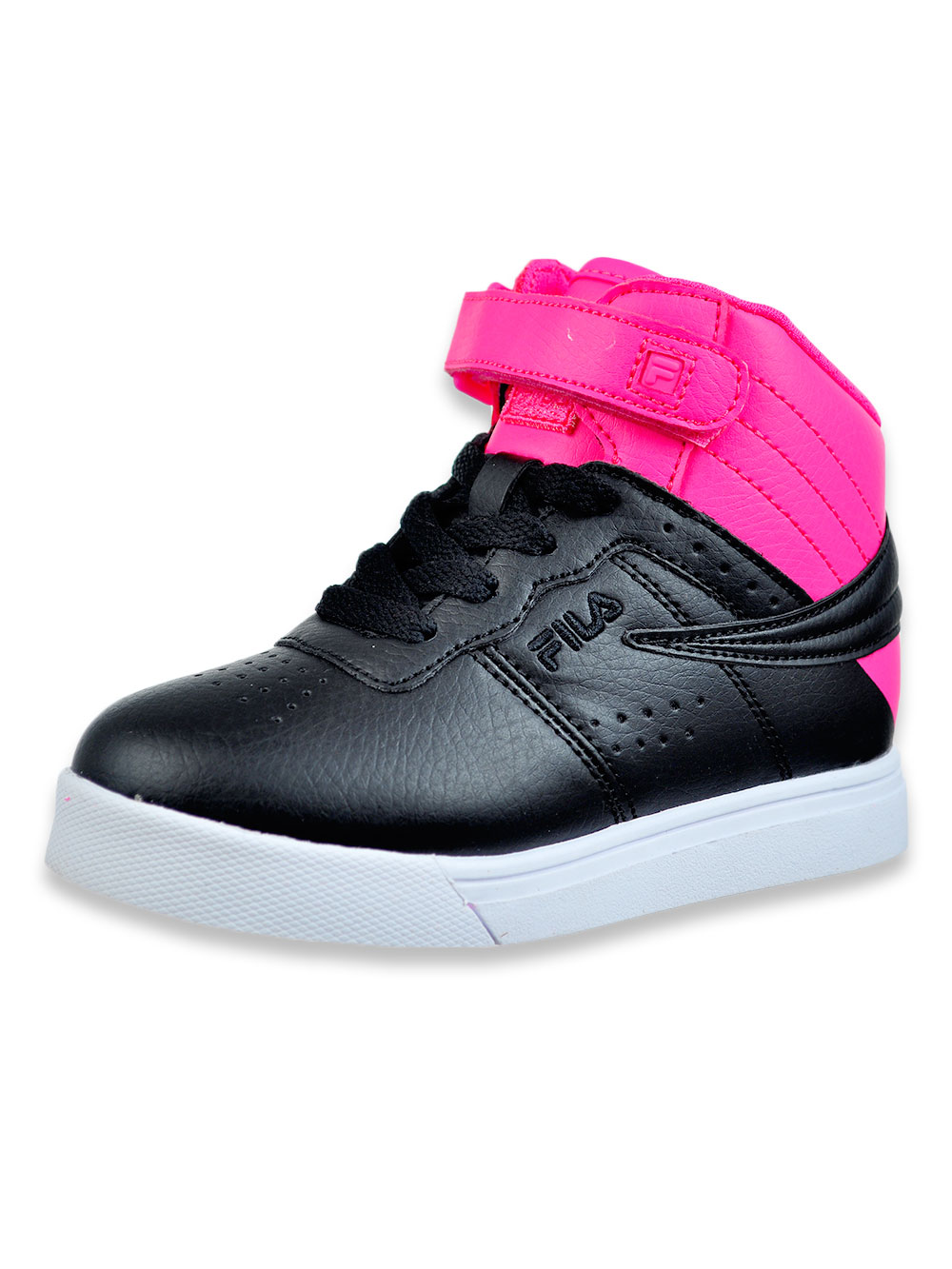 Girls' Vulc 13 Hi-Top Sneakers