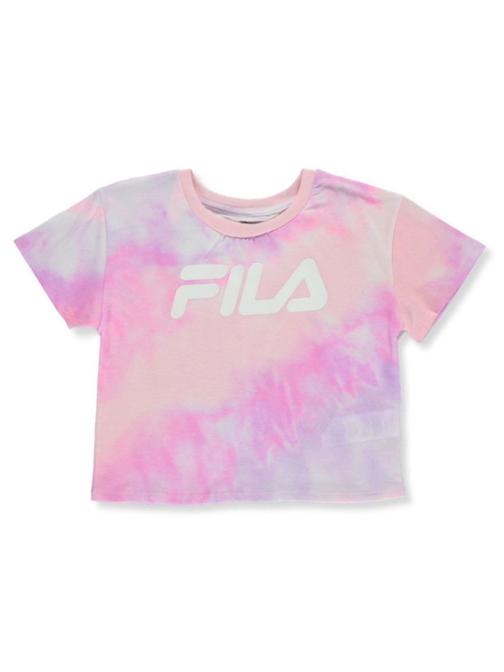 Girls' Tie-Dye Box T-Shirt