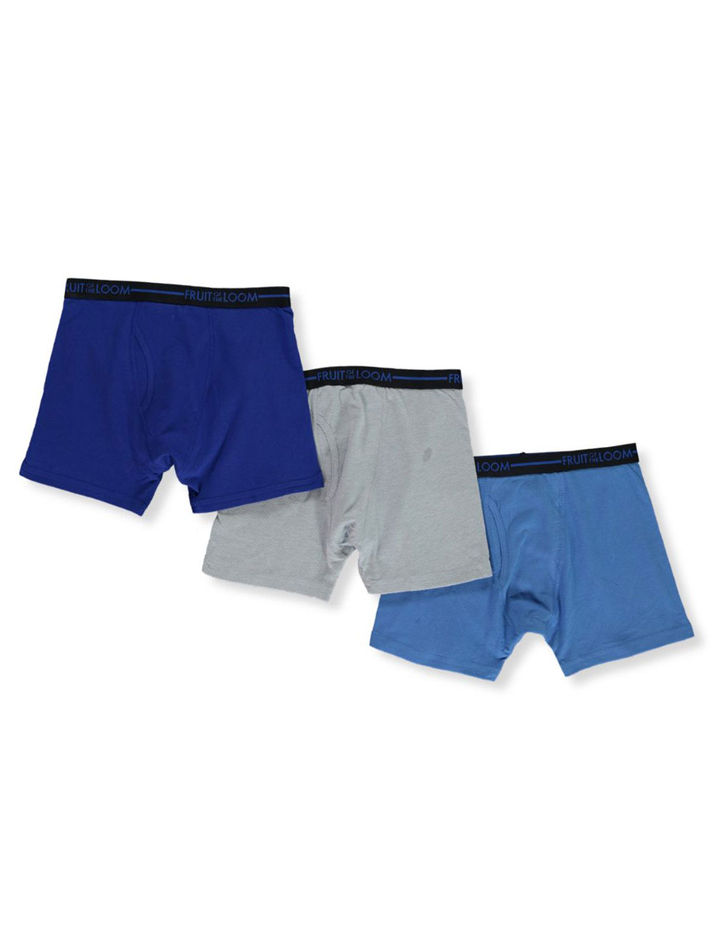 Underwear Loom 3-Pack Boxer Briefs