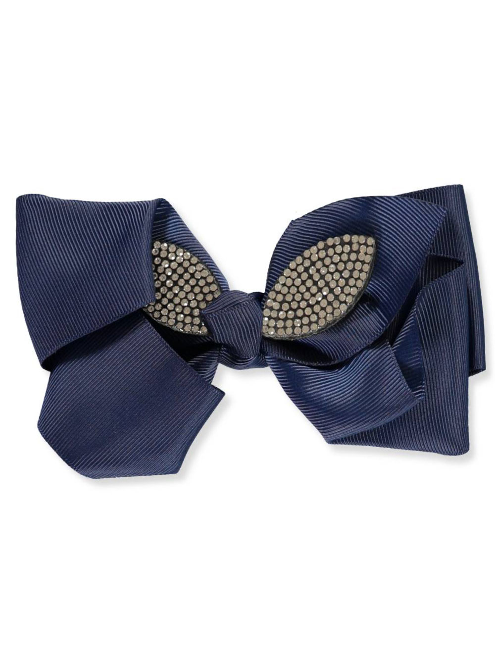 Navy and Multicolor Hair Accessories