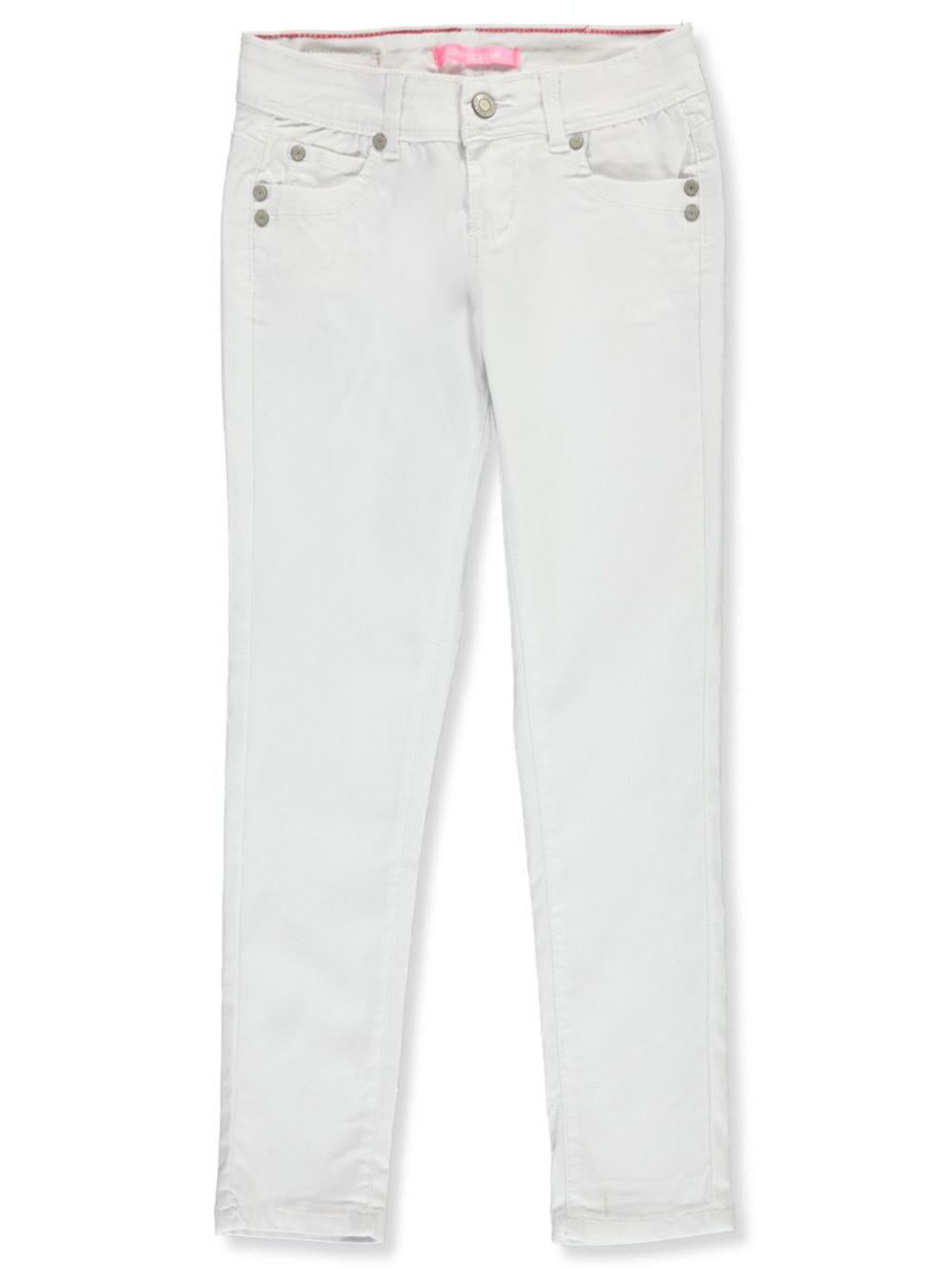 Girls White Pants
