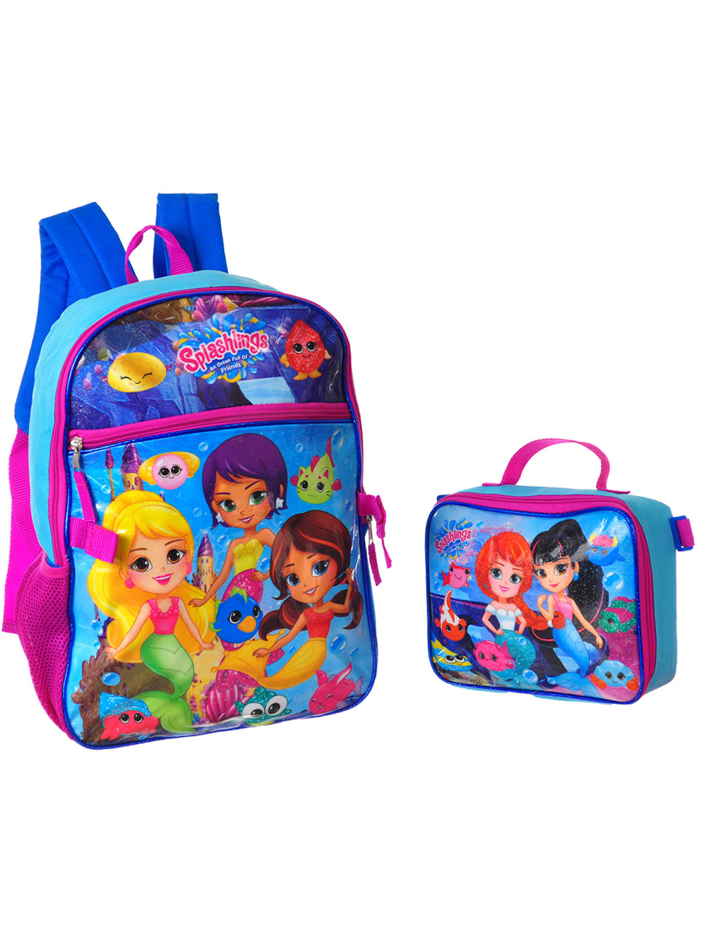 Girls Purple Backpacks