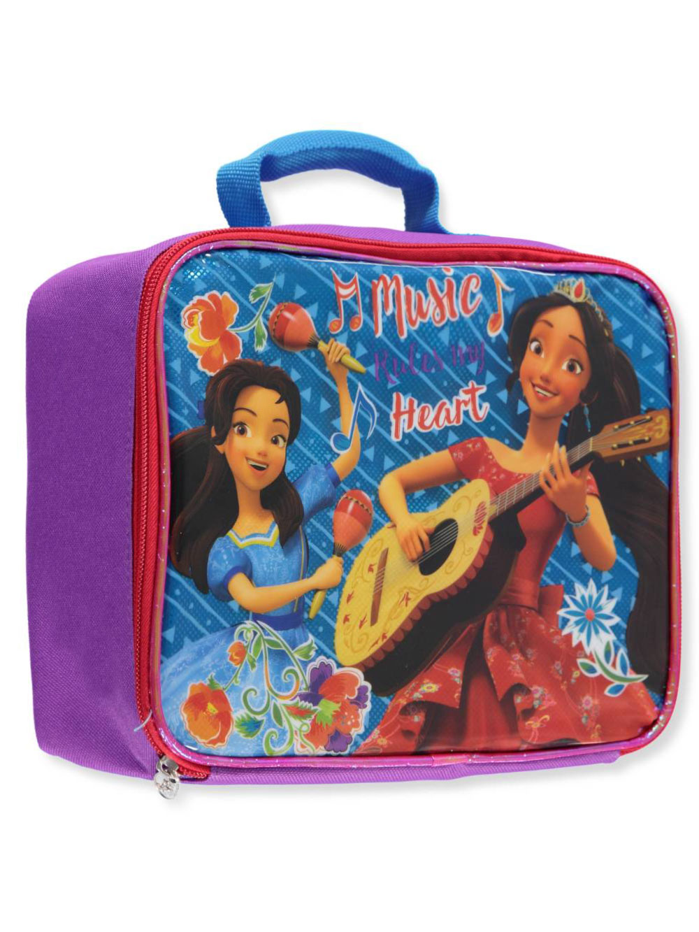 Girls Purple Lunch Boxes