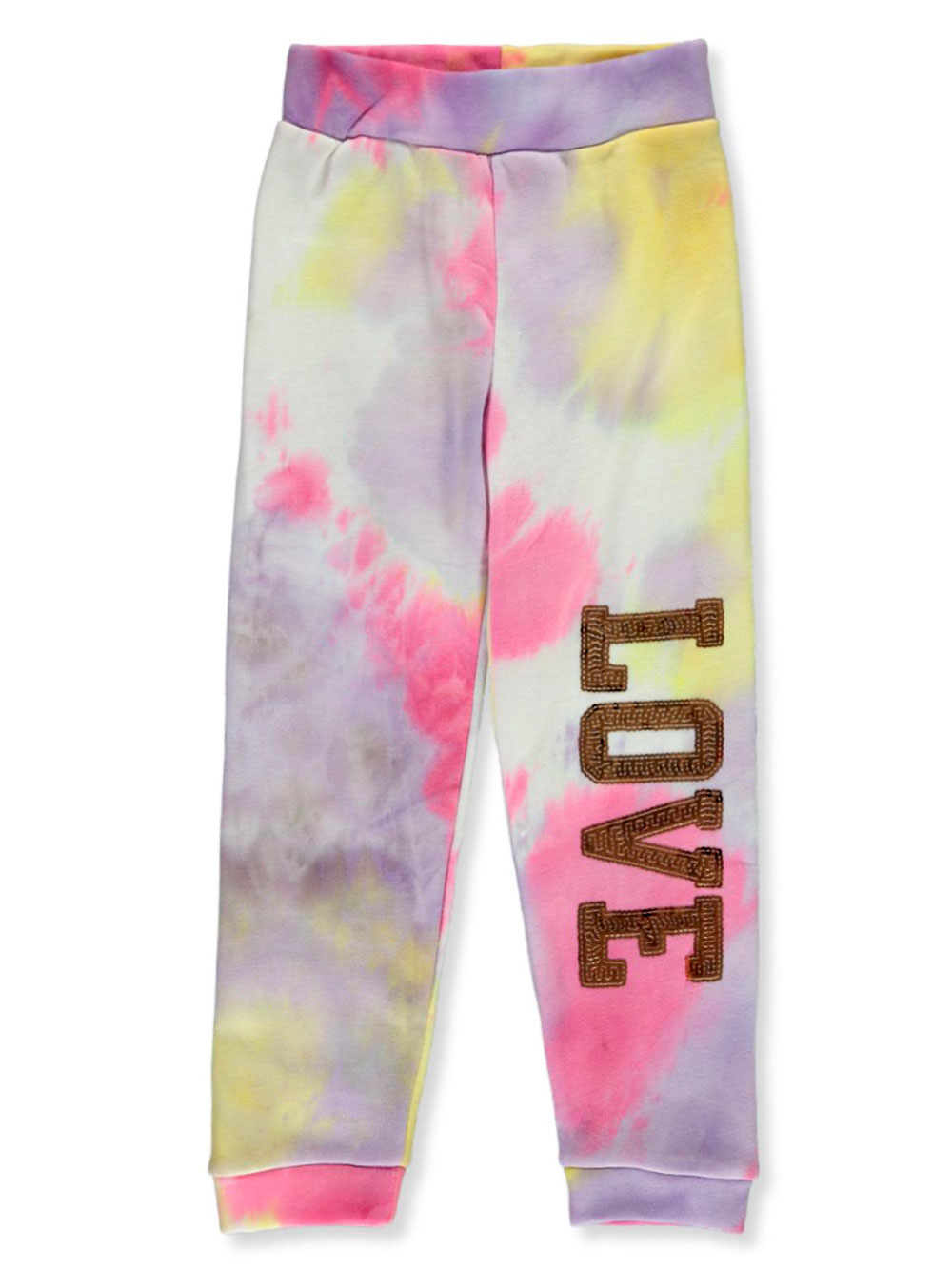 Girls Tiedye Shorts