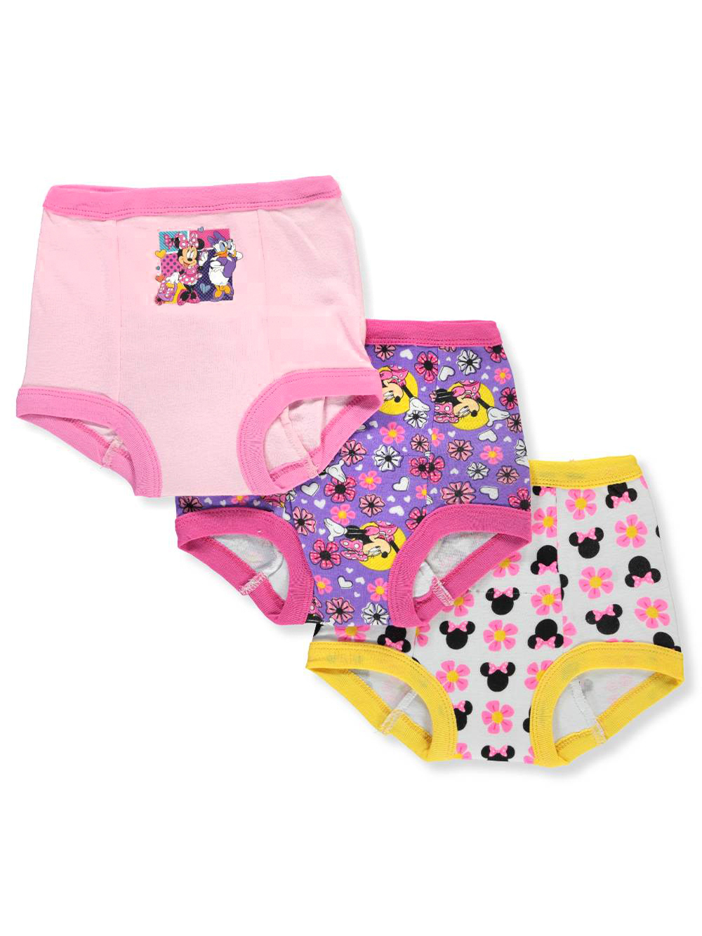 Girls Assorted Underwear