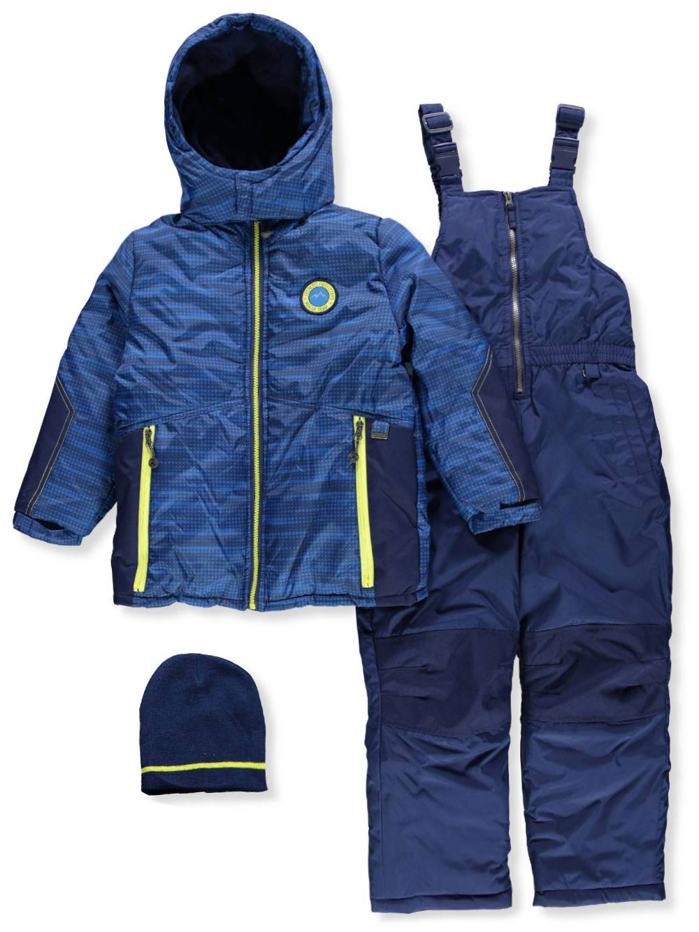 c240c1ccb Boys' 2-Piece Snowsuit with Beanie by iXtreme in Blue from Cookie's Kids
