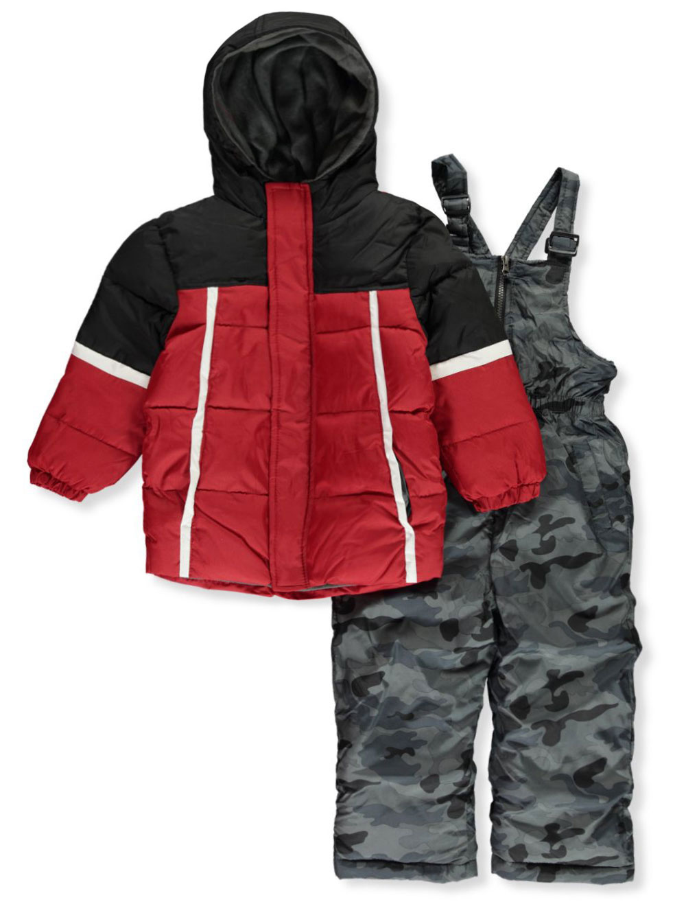 Snowsuits Puffy Insulation