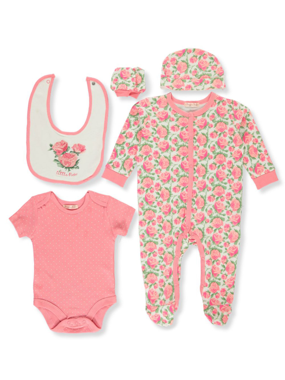 Girls Rose Sets