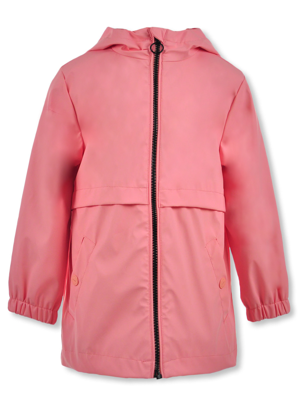 Jackets Hooded Rain Jacket