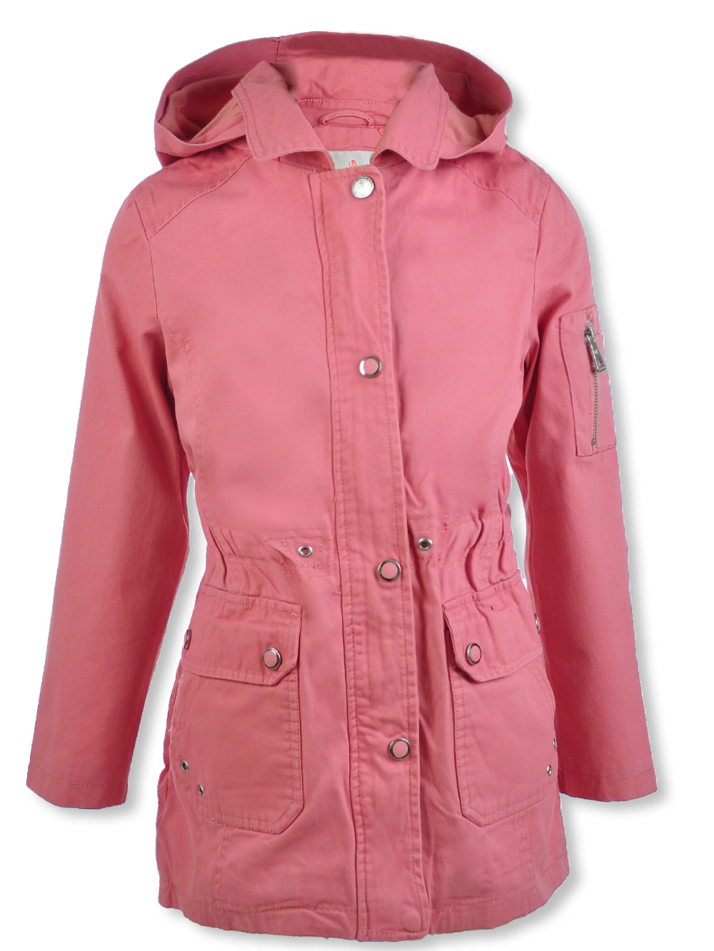 Size s/7-8 Light Jackets for Girls