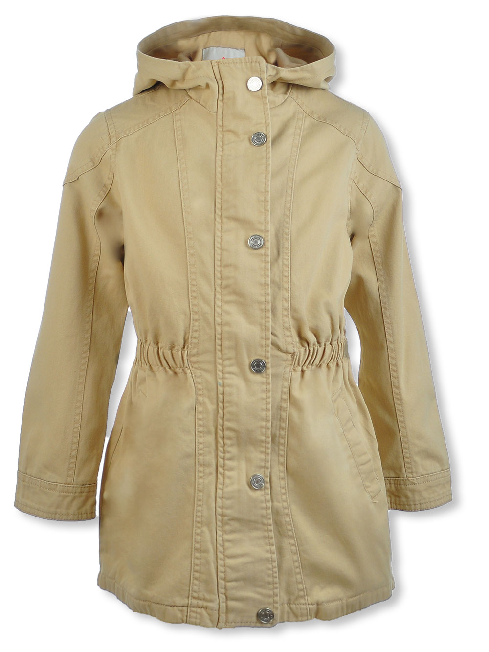 Girls Khaki Jackets