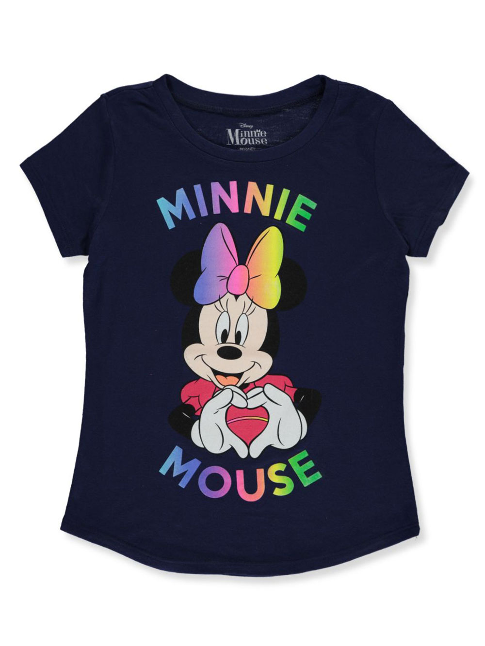 T-Shirts Minnie Mouse T-Shirt Jersey Construction