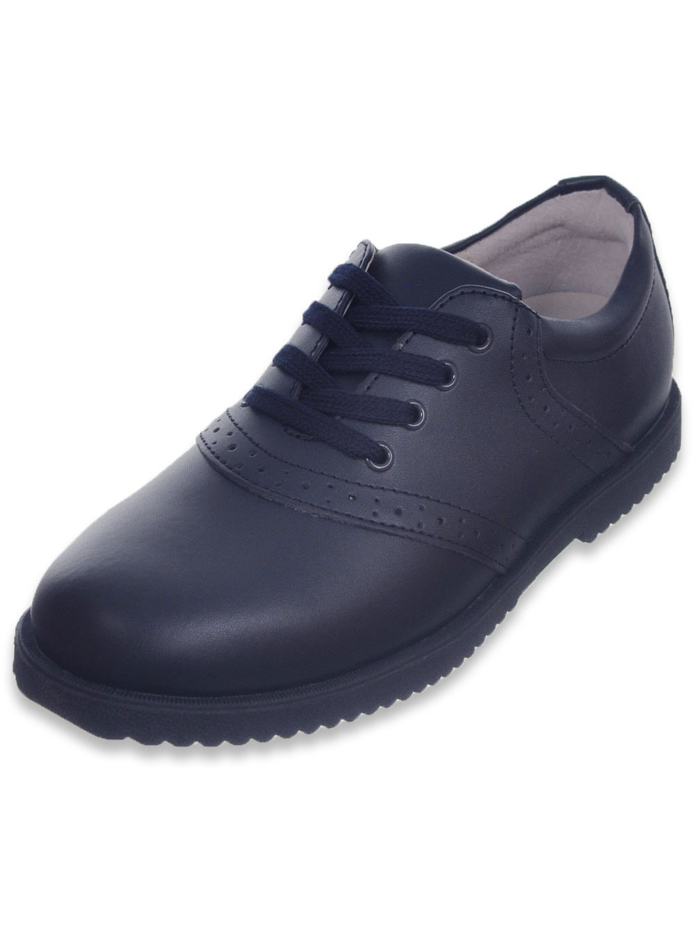 Girls Navy Shoes