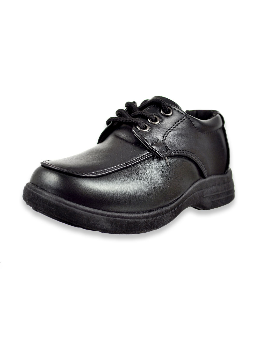 Boys' Lace-Up School Shoes