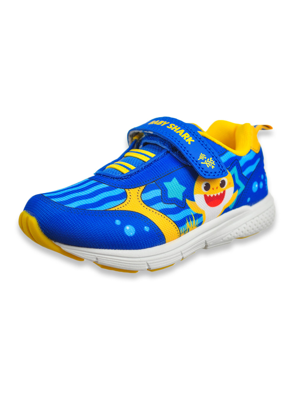 Boys' Strap Running Sneakers