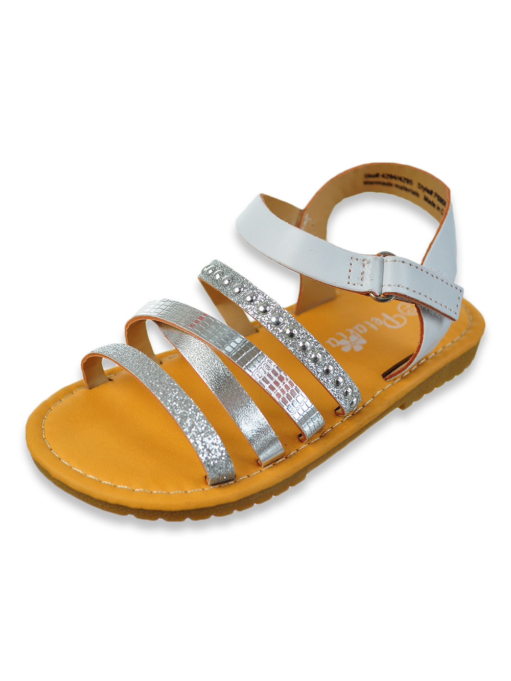 Sandals Glitter Accents