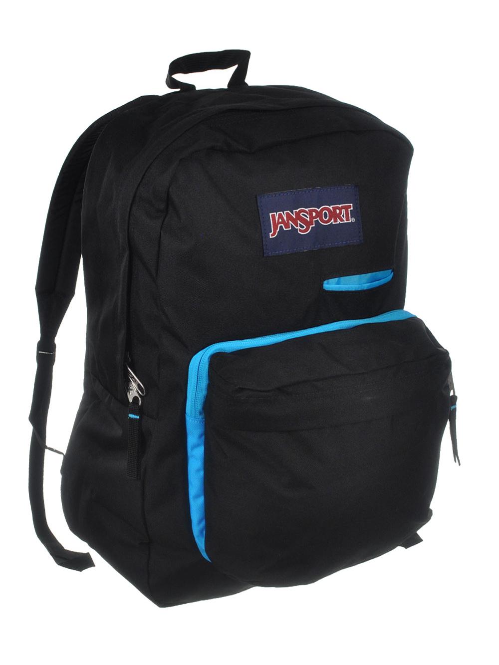 d079abda2487 Digibreak Laptop Backpack by Jansport in Black