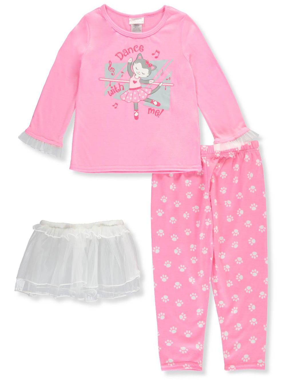 Size 4t Pajamas for Girls