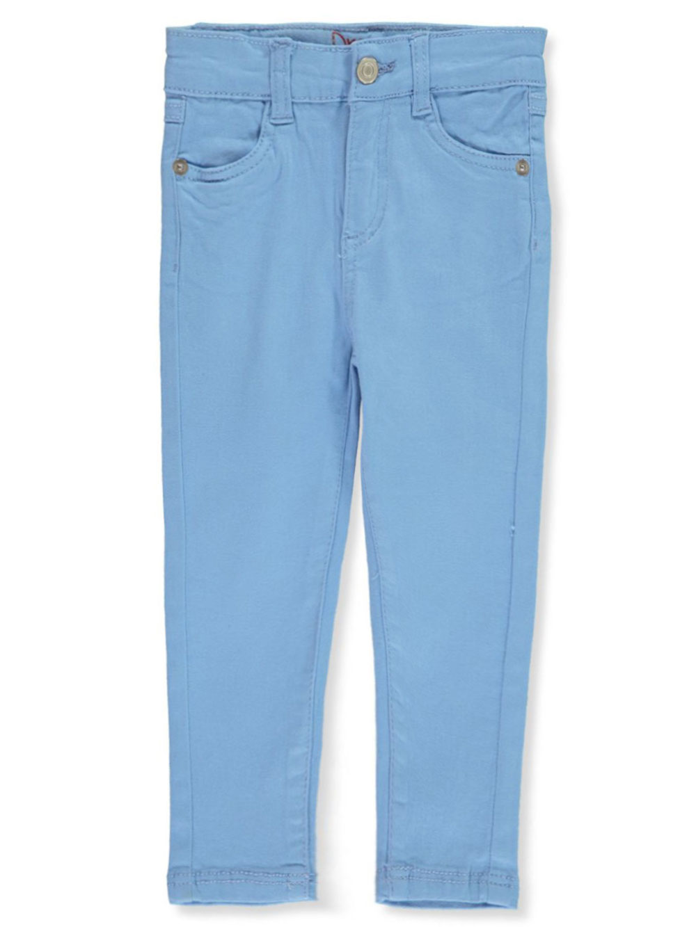 Girls' Stretch Twill Jeans