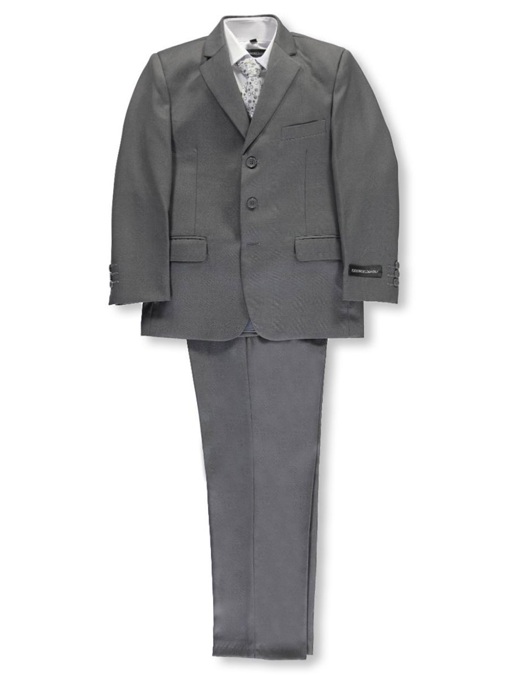 Big Boys' in Charge 5-Piece Suit