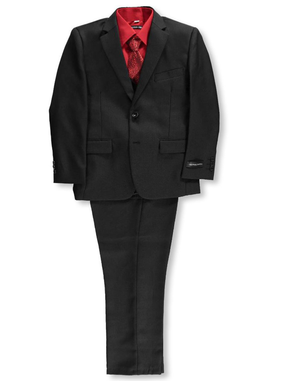 Big Boys' Cambria 5-Piece Suit